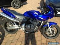 2001 HONDA CB600 F2-Y BLUE HORNET