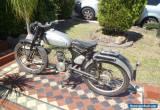 ducati 1950/s 60cc  super rare australian delivered  bargain for Sale