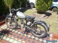 ducati 1950/s 60cc  super rare australian delivered  bargain