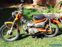 1973 Honda CT