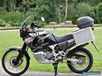 HONDA XRV750 AFRICA TWIN. CLASSIC ADVENTURE BIKE.