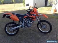 VGC KTM625 motorbike FOR SALE