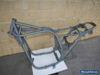 Kawasaki Z900 A4 frame and swing arm