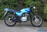 1982 Suzuki GS125 Retro Cafe Racer for Sale