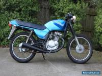 1982 Suzuki GS125 Retro Cafe Racer