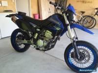 Kawasaki KLX 250SR 2011