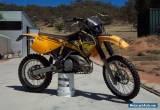 KTM 250 exc  97 enduro motocross dirt bike  for Sale