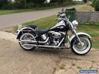 Harley Davidson softail deluxe 2012 model Xmas bargain