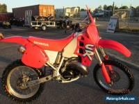 HONDA CR500 - 1992  VINTAGE RESTORATION  $8500