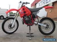 HONDA CR250 - 1990  VINTAGE  $3690
