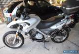 BMW Motorcycle F650GS for Sale