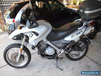 BMW Motorcycle F650GS