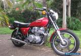 1979 Kawasaki KZ650SR D2 for Sale