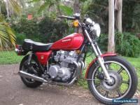 1979 Kawasaki KZ650SR D2