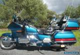 Honda GL 1500 Gold Wing in Excellent Condition for Sale