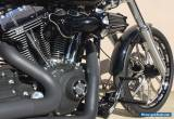 2011 Harley Davidson Wide Glide S&S 106ci, PM Wheels FXDWG for Sale