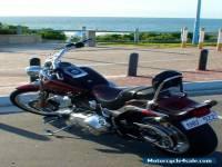 Harley Davidson FXSTC Softail Custom 2008