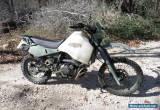 2000 Kawasaki KLR for Sale