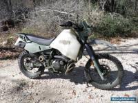 2000 Kawasaki KLR
