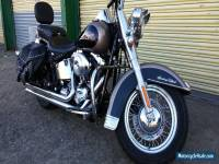 HARLEY DAVIDSON HERITAGE SOFTAIL  2005 WINTER PRICE DON'T MISS OUT ! ! !