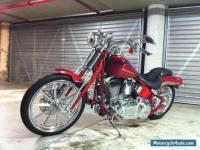 2007 Harley Davidson CVO Softail Springer FXSTSSE