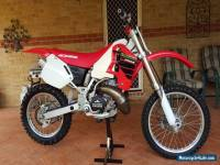 Honda CR500 2001 Unrestored Very Low Hour Bike in Immaculate Condition