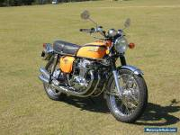 HONDA CB750 K2 IMACULATE  CONDITION  AUST DELIVERED