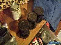 KN air filters x 3