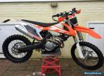 2016 ktm xcf 350 exc sxf enduro road registered legal crf wr cr yz  for Sale