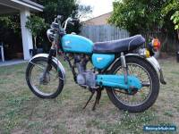 Honda CB125S - early 1970's - Rare Vintage Collectable Classic - Project