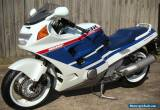 Honda 1989 CBR1000FK Rare Opportunity - Collectors Motorcycle for Sale
