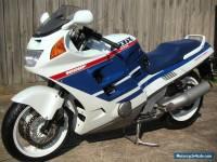 Honda 1989 CBR1000FK Rare Opportunity - Collectors Motorcycle