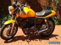 97 YAMAHA SRV250 Renaissa Motorcycle
