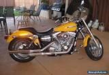 harley davidson 2008 superglide custom for Sale