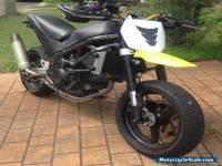 SUZUKI SV650 Super Moto