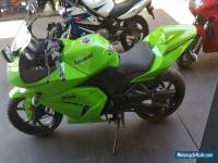2008 Kawasaki motorbike NINGA 250 LAMS