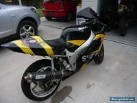 GSXR - 600 Track Bike