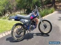 Yamahe Trail Bike Dt175