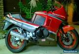kawasaki GPX600R (zx6r)  1990 road bike, been restored and has been registered B for Sale