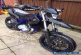 2014 YAMAHA WR 125 X BLACK for Sale