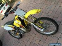 2007 Suzuki RM