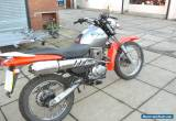HONDA CLR125 MOTORCYCLE-PROJECT BIKE for Sale