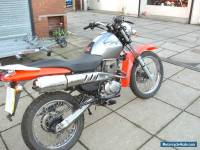 HONDA CLR125 MOTORCYCLE-PROJECT BIKE
