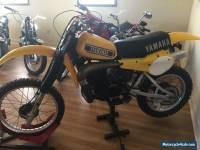 1980 Yamaha YZ