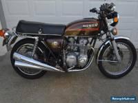 Honda CB550 K3 - Australian Delivered Classic