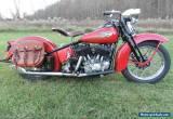 1937 Harley-Davidson Other for Sale
