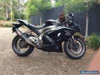 2010 Suzuki GSXR1000 Motorcycle K10 Black