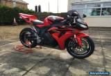 HONDA CBR1000rr FIREBLADE for Sale