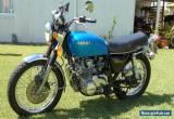 Honda CB550F Four for Sale