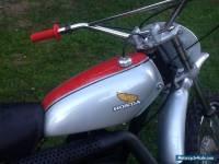Honda Elsinore mt250